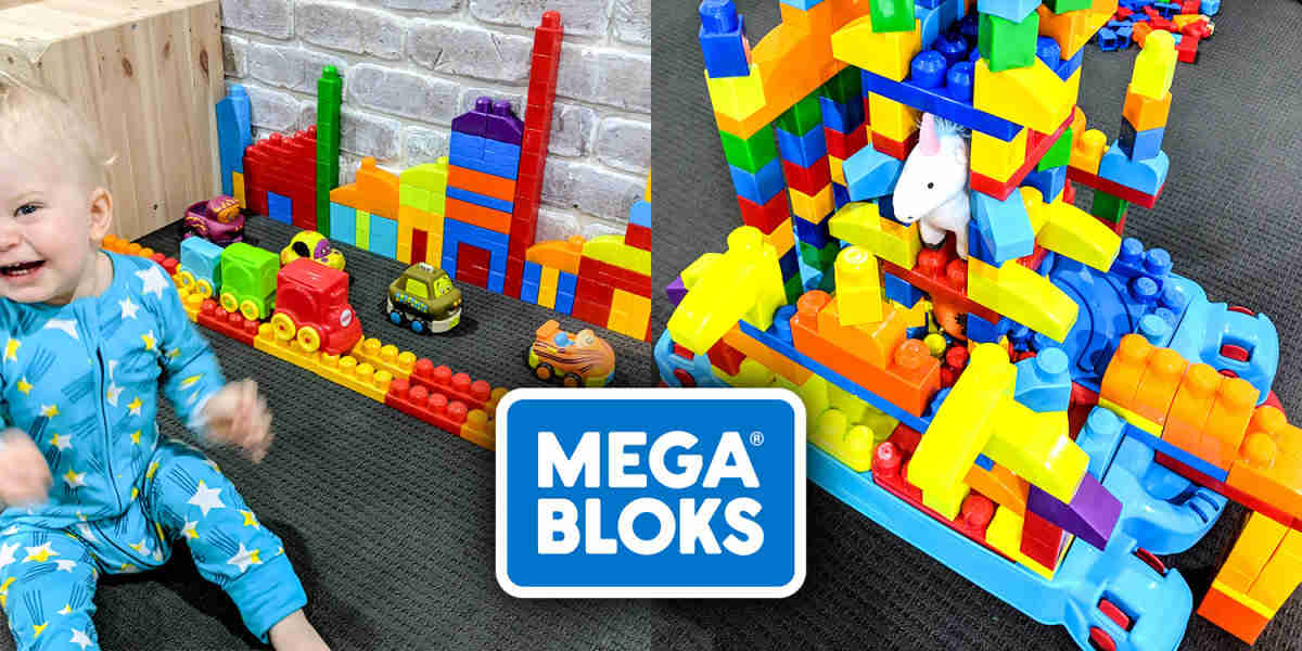 Megabloks: Teaching Kids STEM