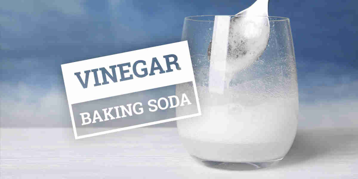 Why Does Vinegar & Baking Soda React?