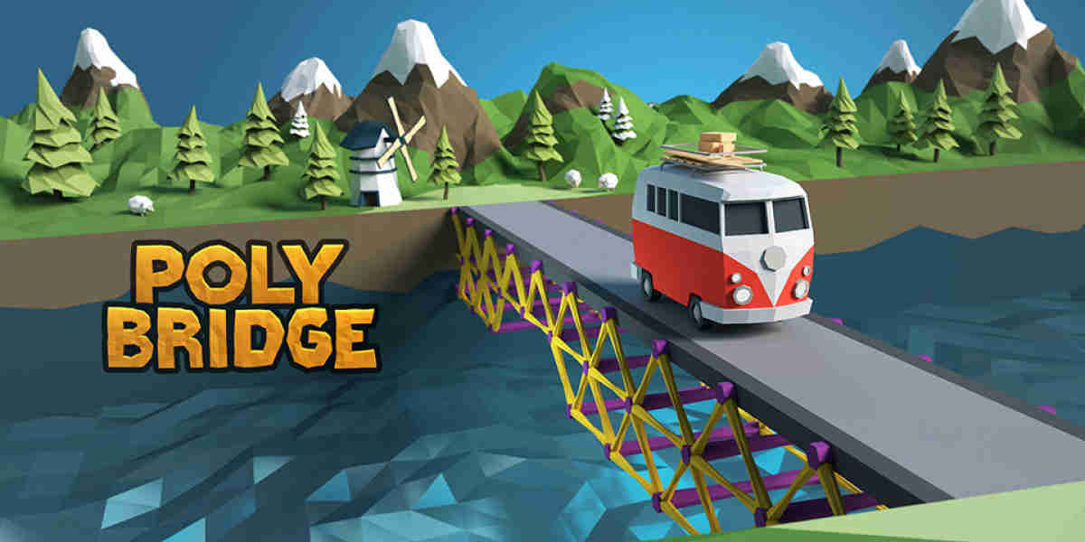 Review: Poly Bridge by Dry Cactus