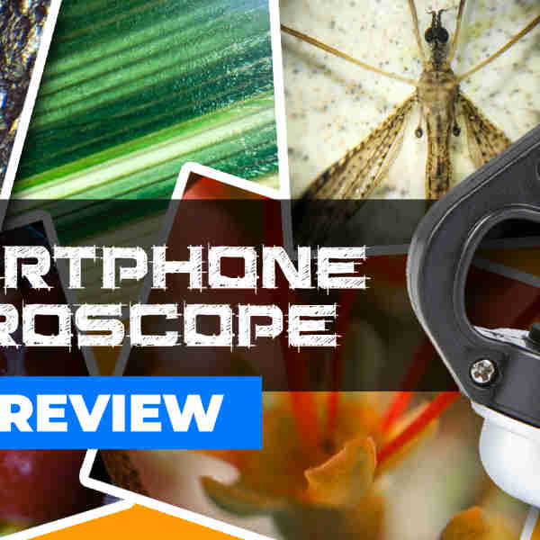 Review: Smartphone Microscope Converter by Kid Science