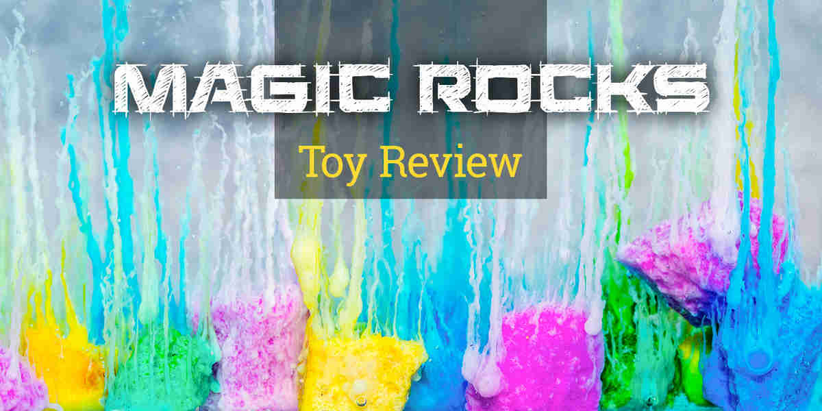 Review: Magic Rocks by Smithsonian
