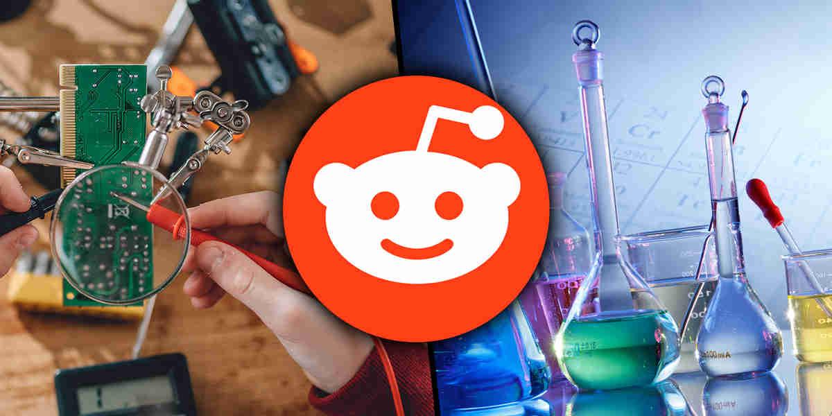 STEM on Reddit
