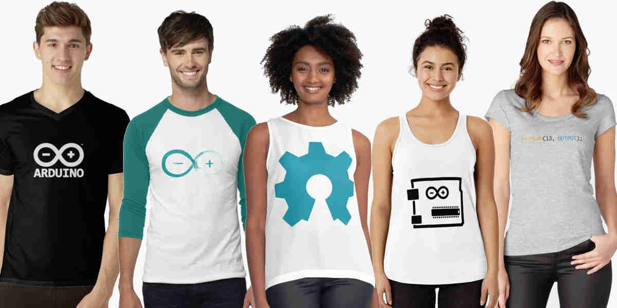 Awesome Arduino T-Shirts & Tops 2019