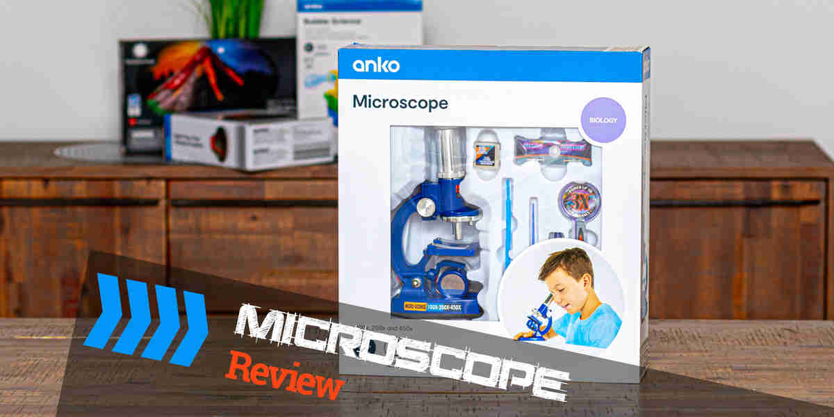 Review: Anko Microscope from Kmart