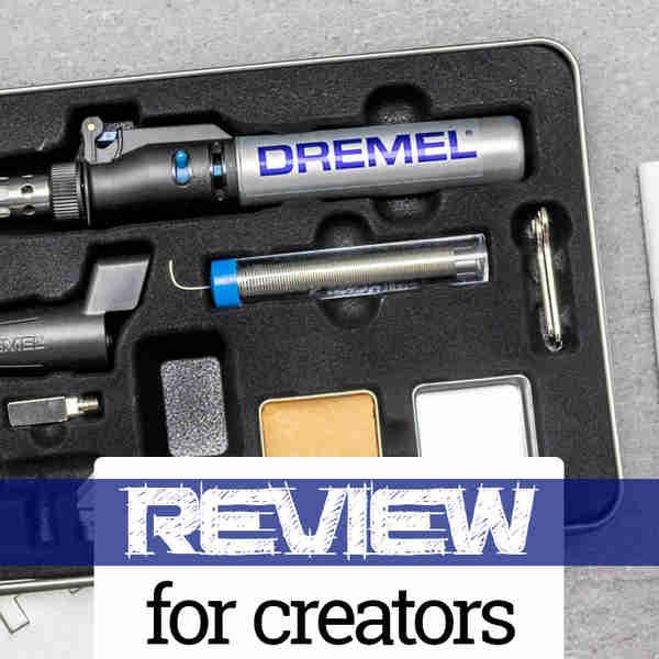 Review: Dremel 2000 Versatip Makers Tool