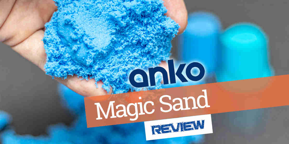 Review: Magic Sand by Anko