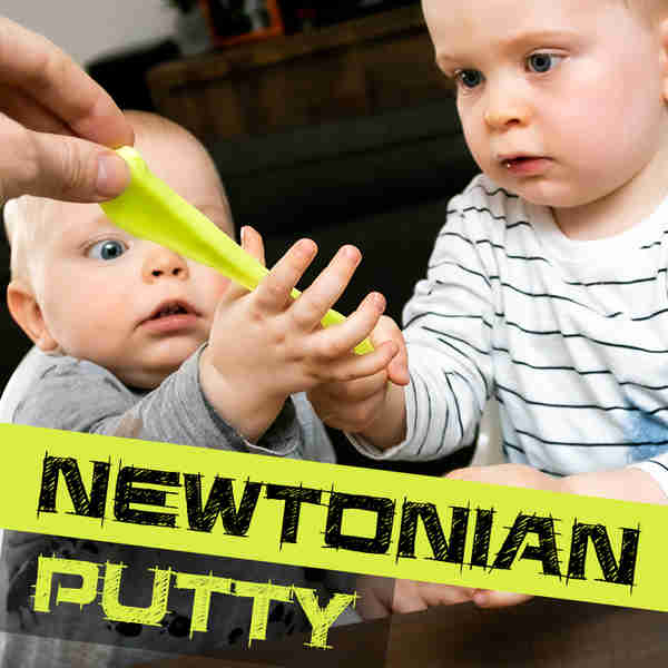 Review: Newtonian Putty by Heebie Jeebies