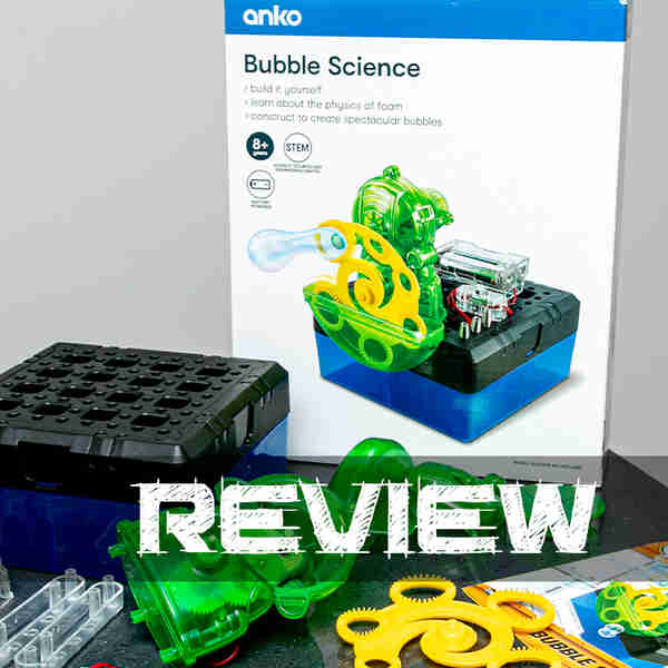 Review: Kmart Bubble Science Game by Anko