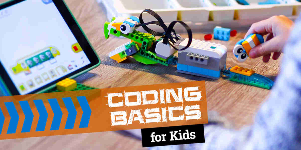 Coding Basics for Kids: No Computer Needed