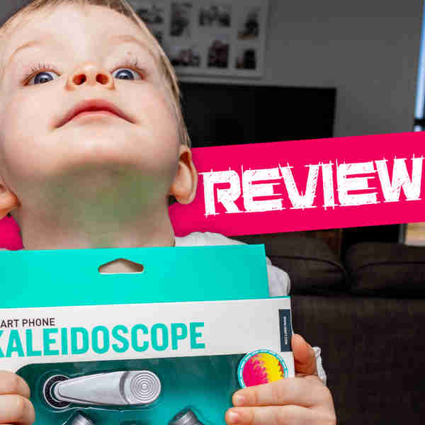 Review: Smartphone Kaleidoscope