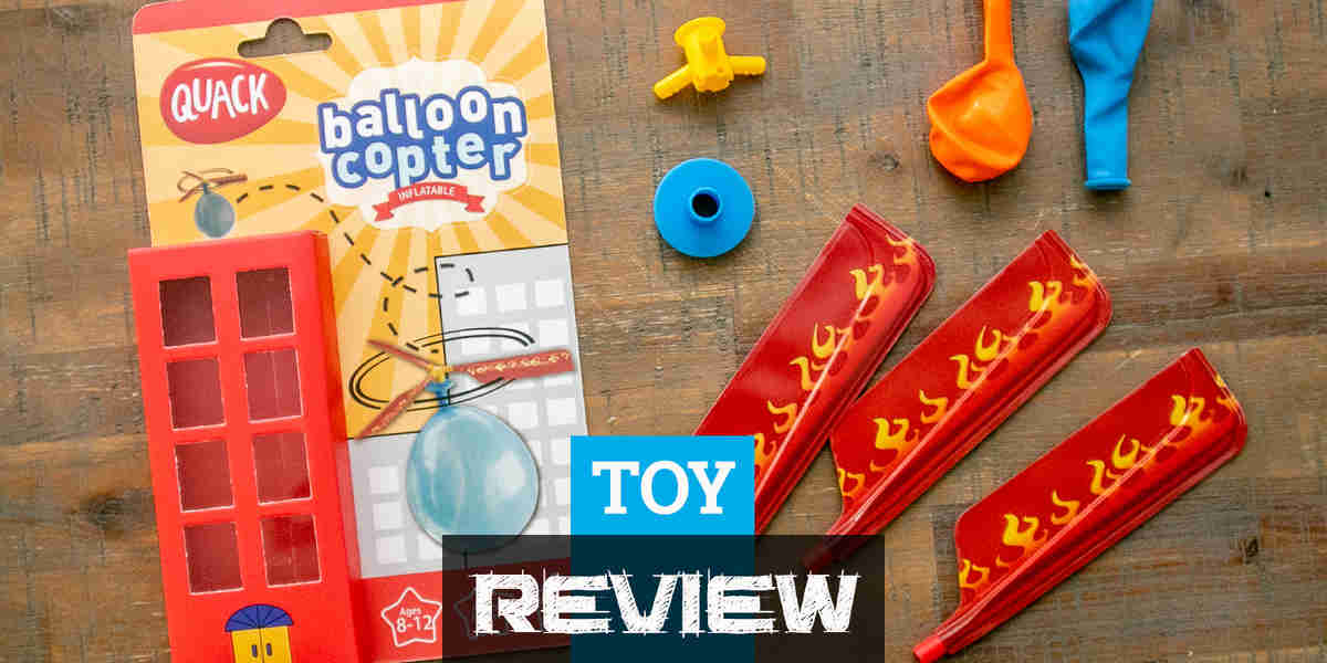 Review: Balloon Copter by Quack